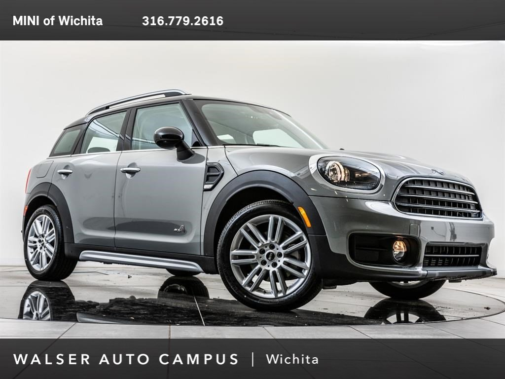 New 2019 MINI Countryman Cooper AWD