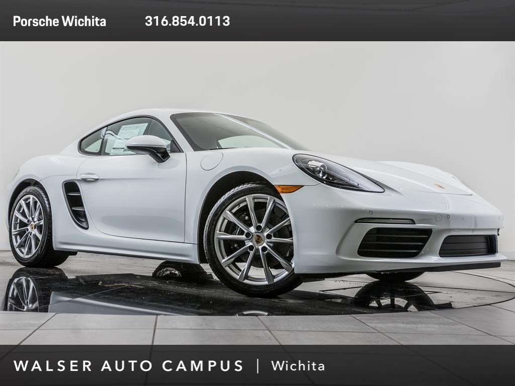 New 2019 Porsche 718 Cayman 2dr Car In 56aa254n Walser Automotive