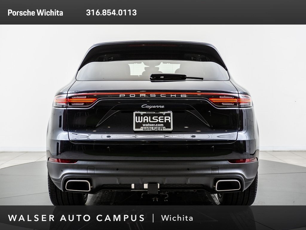 New 2019 Porsche Cayenne Sport Utility In 56aa194n Walser Saturn Vue Exhaust System Automotive Group