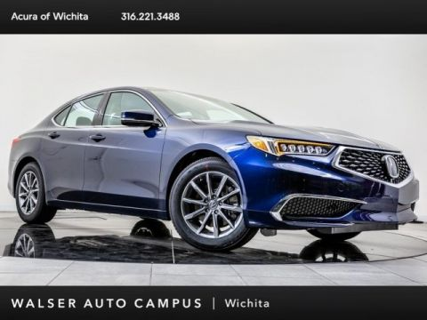 New 2019 Acura TLX 2.4 P-AWS, BT, CarPly, And Auto, Ln Kp