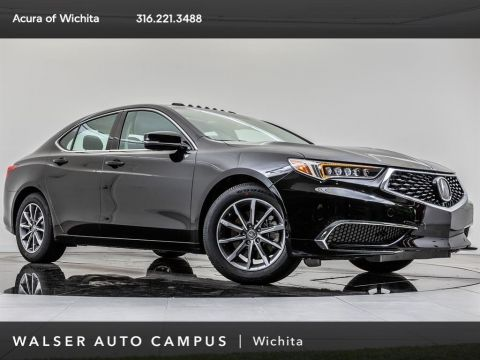 New 2019 Acura TLX 2.4 Tech P-AWS, BT, CarPly, Nav, Blnd Spt