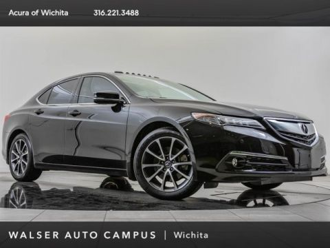 Pre-Owned 2016 Acura TLX SH-AWD w/Advance Package
