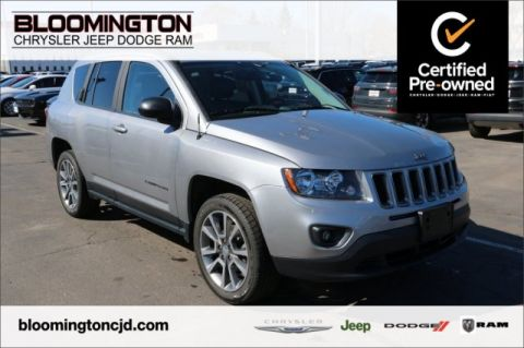 Pre-Owned 2016 Jeep Compass CERTIFIED Sport SE 4x4 Heated Cloth