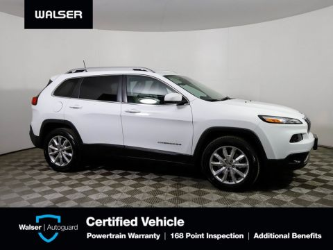 Pre-Owned 2016 Jeep Cherokee Limited