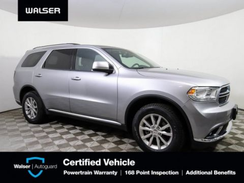 Pre-Owned 2016 Dodge Durango BCKTS HTD STS 8.4