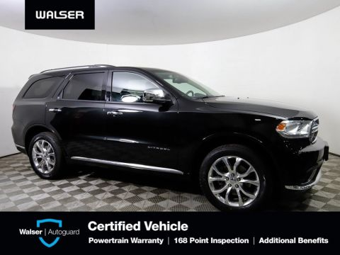 Pre-Owned 2016 Dodge Durango LTHR NAV DUAL DVD