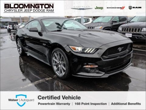 Pre-Owned 2015 Ford Mustang GT Premium Manual V8 Navigation