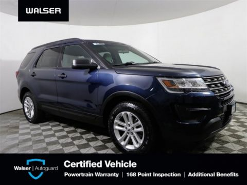 Pre-Owned 2016 Ford Explorer FWD