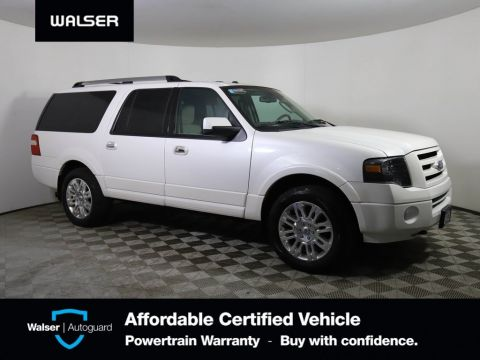 Pre-Owned 2010 Ford Expedition EL EL Limited