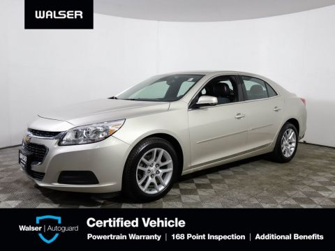 Pre-Owned 2014 Chevrolet Malibu 1LT BACKUP CAMERA ALLOY REMOTE START NEW BRAKES!