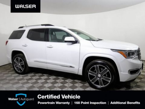 Pre-Owned 2019 GMC Acadia Denali w/ Technology Package