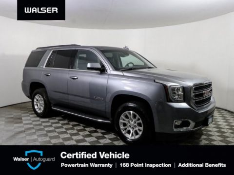 Pre-Owned 2018 GMC Yukon SLT LEATHER