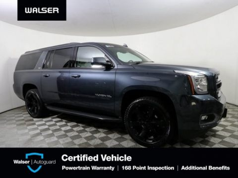 Pre-Owned 2019 GMC Yukon XL SLT PERFORMANCE ED