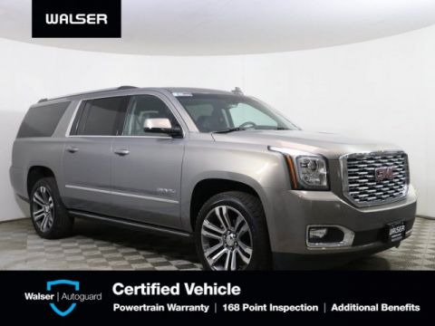 Pre-Owned 2019 GMC Yukon XL DENALI ULTIMATE