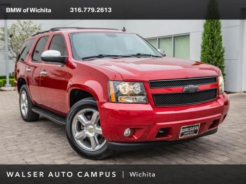 Pre-Owned 2014 Chevrolet Tahoe LTZ, Rear Seat Entertainment