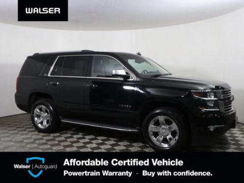 Pre-Owned 2015 Chevrolet Tahoe
