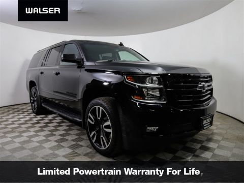 Pre-Owned 2018 Chevrolet Suburban Premier 4WD RST Edition
