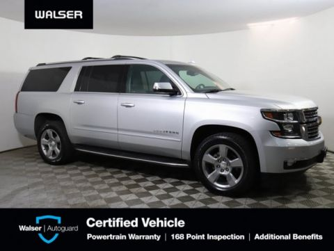 Pre-Owned 2018 Chevrolet Suburban Premier 4WD