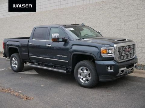 New 2019 GMC Sierra 3500HD Denali