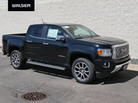 New 2019 GMC Canyon 4WD Denali