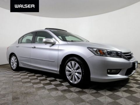 Pre-Owned 2013 Honda Accord EXL HLTHR MR