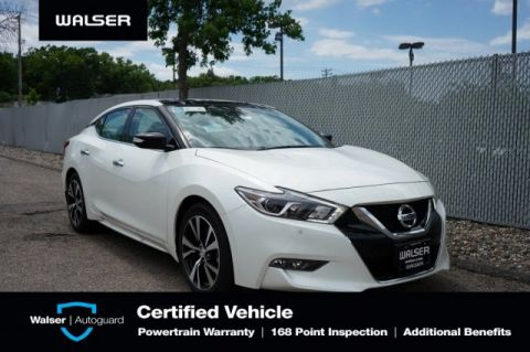 Pre-Owned 2018 NISSAN MAXIMA 3.5 SL HEATED LEATHER NAV BOSE ROOF SAVE $$$$$$$$$