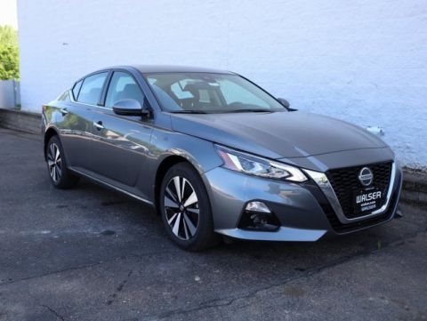 New 2019 Nissan Altima 2.5 SV AWD