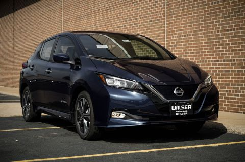 New 2019 Nissan LEAF SV PLUS TECHNOLOGY