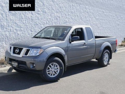 New 2019 Nissan Frontier SV 4X4 VALUE PKG