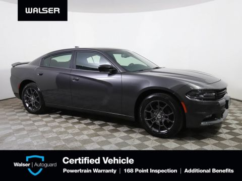 Pre-Owned 2018 Dodge Charger 2018 DODGE CHARGER GT 4DR SDN AWD
