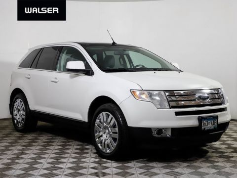 Pre-Owned 2009 Ford Edge AWD LIMITED