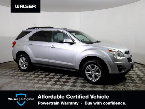 Pre-Owned 2011 Chevrolet Equinox LT1