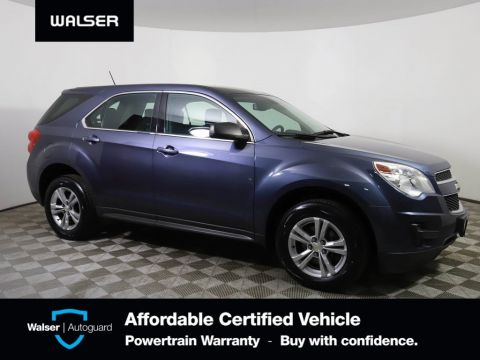 Pre-Owned 2014 Chevrolet Equinox