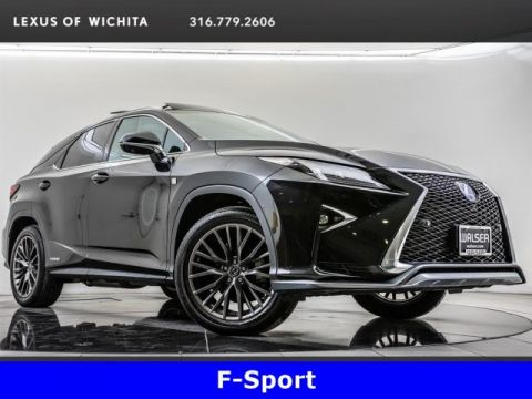 Pre-Owned 2017 Lexus RX h, F-Sport, Navigation, Hybrid