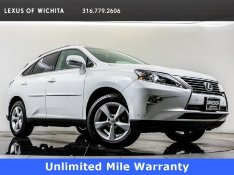 Certified Pre-Owned 2015 Lexus RX 350 Navigation, Premium, Comfort Packages