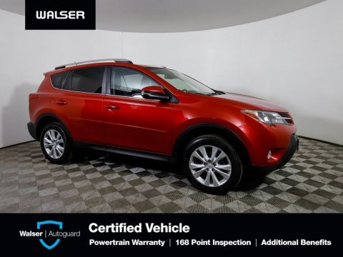 Pre-Owned 2015 Toyota RAV4 Limited AWD