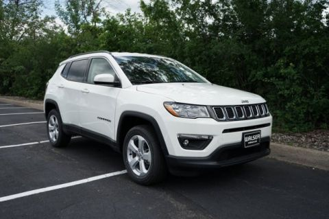 New 2019 Jeep Compass JEEP COMPASS LATITUDE 4X4