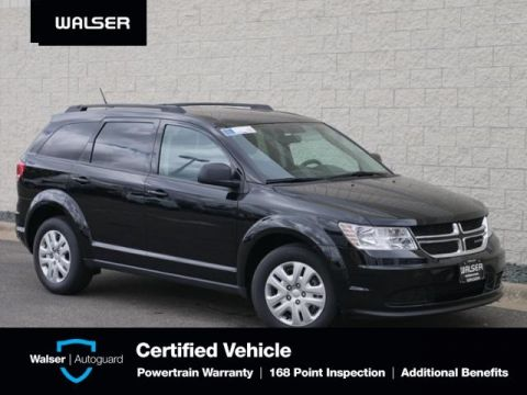 Pre-Owned 2018 Dodge Journey SE-2.4L-FWD-3RD ROW