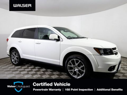 Pre-Owned 2017 Dodge Journey GT AWD NAVIGATION