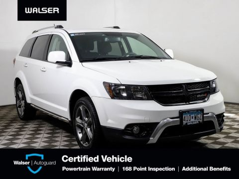 Pre-Owned 2016 Dodge Journey