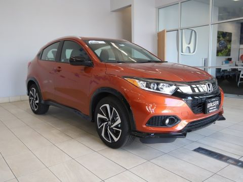 New 2019 Honda HR-V 5DR AWD SPORT