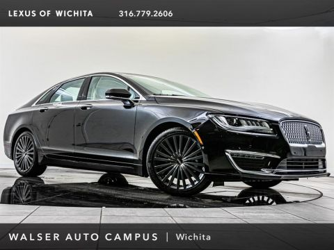 Pre-Owned 2017 Lincoln MKZ Hybrid, Technology Package