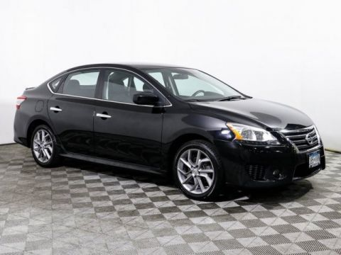 Certified Pre-Owned 2013 Nissan Sentra SR