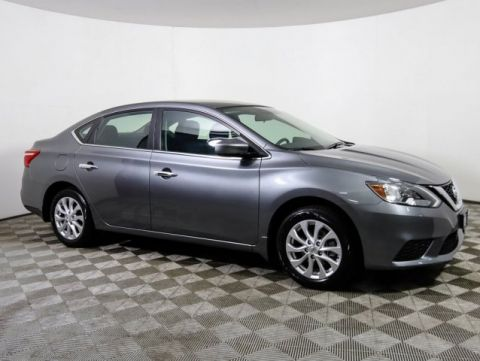 Certified Pre-Owned 2018 Nissan Sentra SV BLUETOOTH BACKUP CAMERA ALLOY WHLS *CERTIFIED*