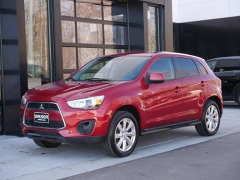 Pre-Owned 2015 Mitsubishi Outlander Sport ES AWD