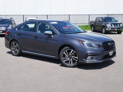 New 2019 Subaru Legacy Sport Opt 11