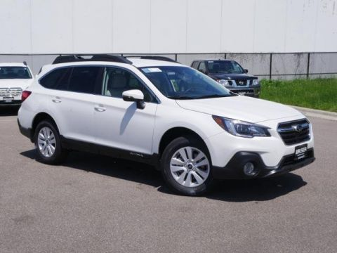 New 2019 Subaru Outback Premium Opt 13