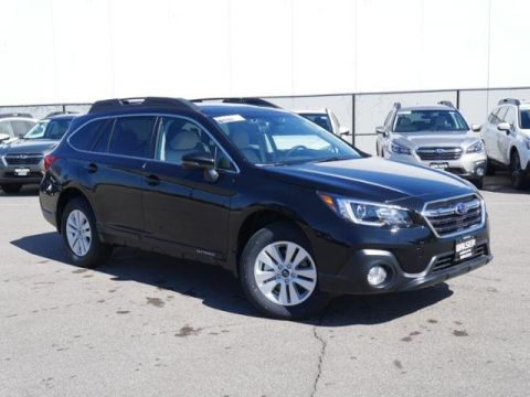 New 2019 Subaru Outback Premium Opt 15