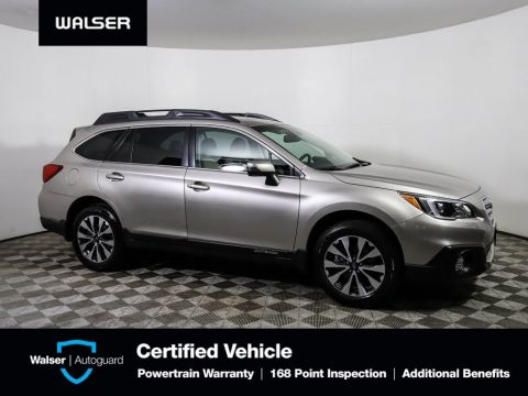 Pre-Owned 2016 Subaru Outback LTD EYES NAV MR HK