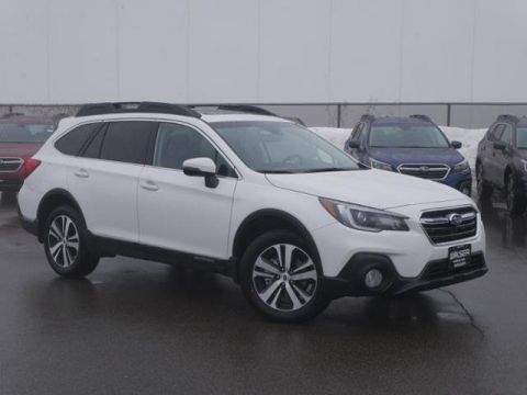 New 2019 Subaru Outback Limited Opt 24